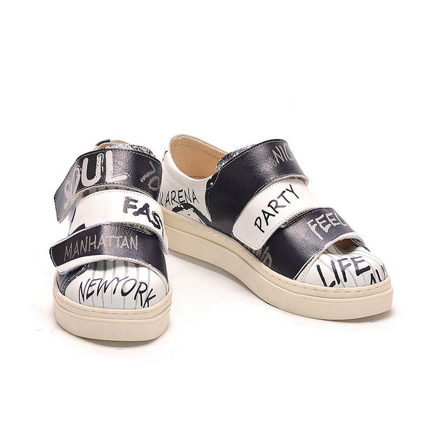 Night Party Feel Slip on Sneakers Shoes NAC103