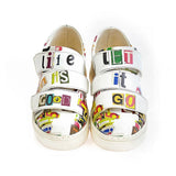 Life is Good Slip on Sneakers Shoes NAC112