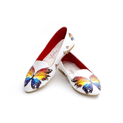 Butterfly Ballerinas Shoes NBL220, Goby, NEEFS Ballerinas Shoes