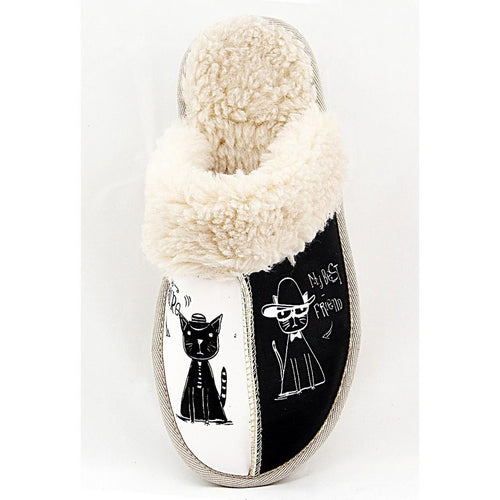 My Best Friend Shearling Slipper NCT101