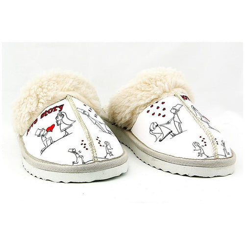 Love Story Shearling Slipper NCT104