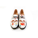 Slip on Sneakers Shoes NDN107