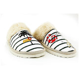 Giraffe Shearling Slipper NDT104 - Goby NEEFS Shearling Slipper