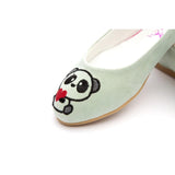 Panda Ballerinas Shoes NFS201