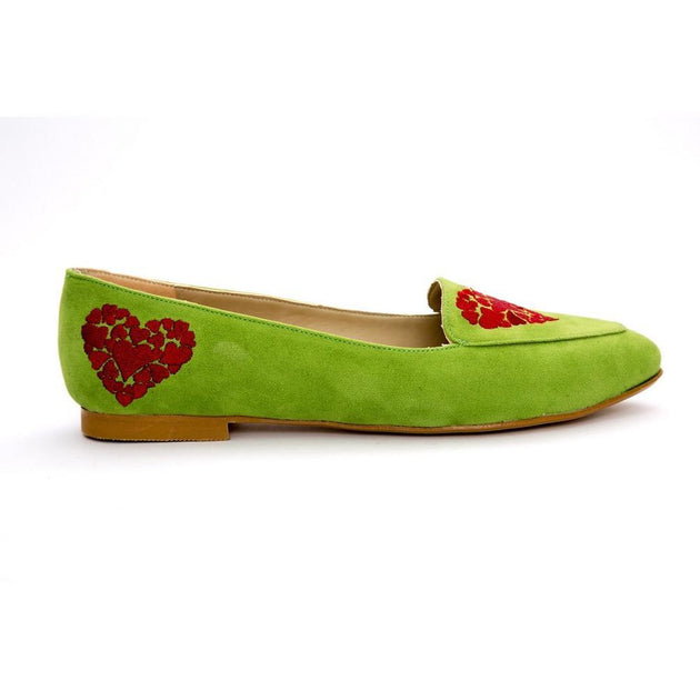 Hearts Ballerinas Shoes NFS302