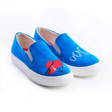 Cool Woman Slip on Sneakers Shoes NFS608 - Goby NEEFS Slip on Sneakers Shoes