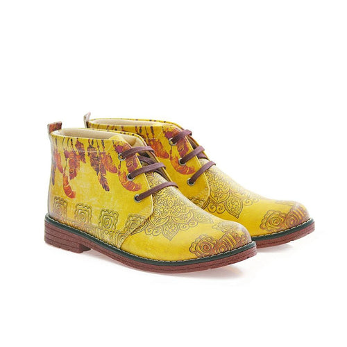 Indian Ankle Boots NHP113