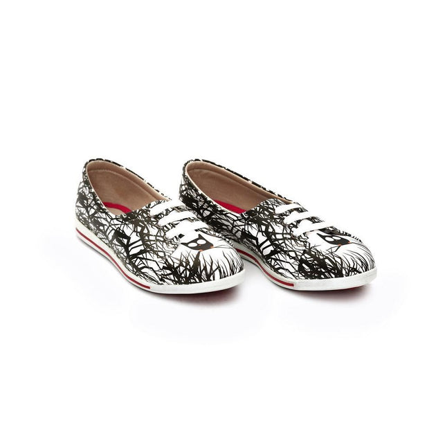 Owl Ballerinas Shoes NLS63