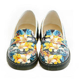 Flowers Oxford Shoes NMOX102 - Goby NEEFS Oxford Shoes