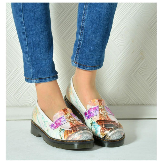 Paris Oxford Shoes NMOX103