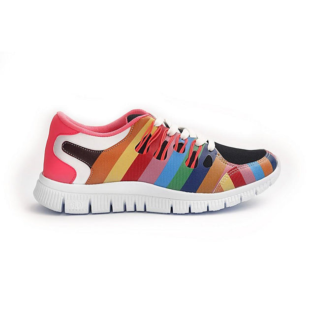 Colored Flexible Sport Shoes NPS103, Goby, NEEFS Flexible Sport Shoes