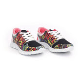 Pattern Flexible Sport Shoes NPS107