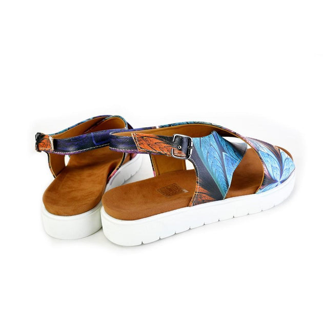 Casual Sandals NSN110, Goby, NEEFS Casual Sandals