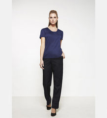 Ladies Cool Stretch Easy Fit Waist Pant