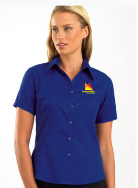 Fitzpatricks Real Estate Women's Short Sleeve