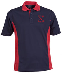 Cavaliers Active Short Sleeve Polo