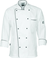 Classic Chef Jacket - Long Sleeve