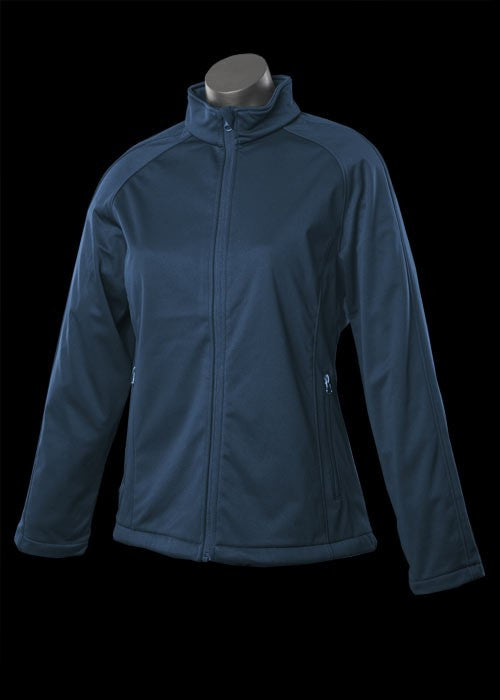 Womens Stirling Softshell Jacket