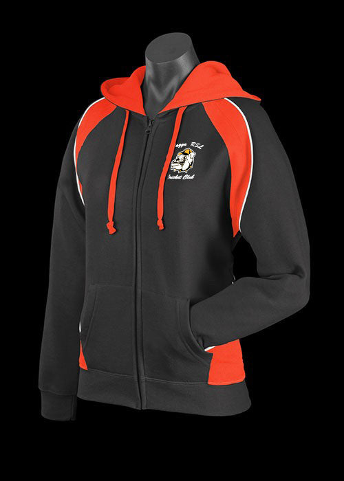 Wagga RSL Cricket Club Mens Panorama Zip Hoodie