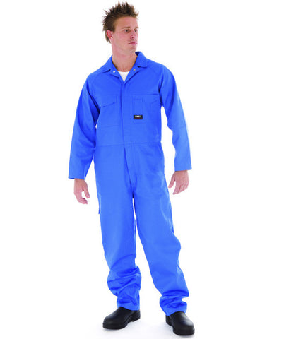 Picture of Polyester/Cotton Coveralls
