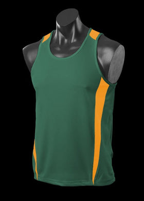 Bottle/Gold Eureka Singlet