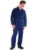 Lightweight Cool-Breeze Cotton Drill Coveralls