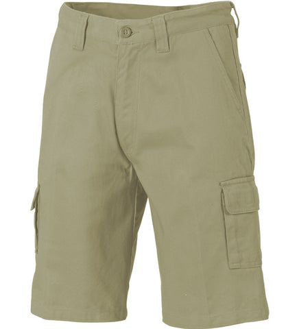 Picture of DNC Cotton Drill Cargo Shorts