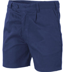 DNC Cotton Drill Belt Loop Shorts