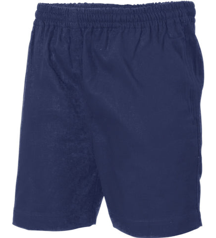 Picture of DNC Drill Elastic Drawstring Shorts