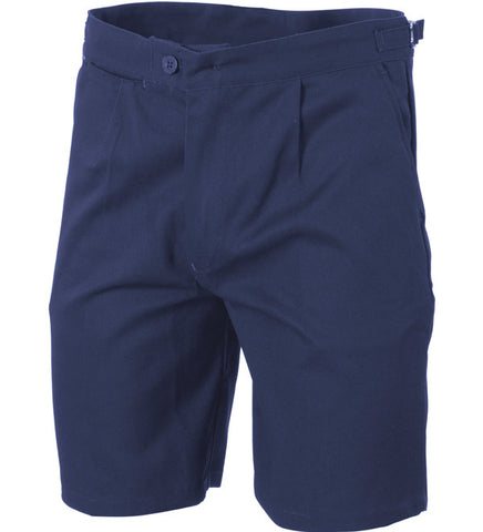 Picture of DNC Cotton Drill Long Leg Utility Shorts