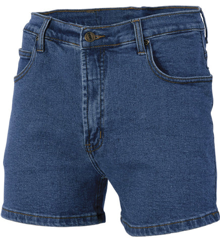 Picture of DNC Denim Stretch Shorts