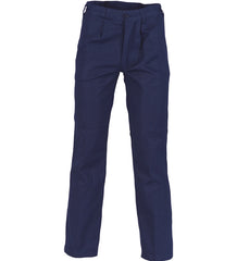 DNC Cotton Drill Work Trousers - Regular/Long