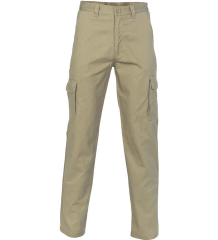 Picture of DNC Cotton Drill Cargo Pants - Regular/Stout