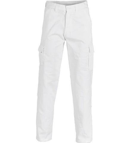 Picture of DNC Cotton Drill Cargo Pants - Long