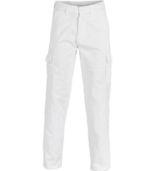 DNC Cotton Drill Cargo Pants - Long
