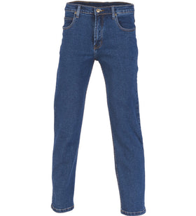 DNC Cotton Denim Jeans - Regular/Stout