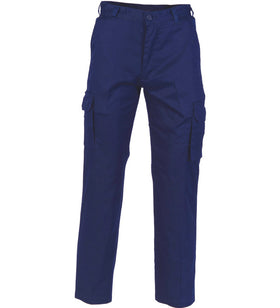 DNC Middleweight Cool-Breeze Cotton Cargo Pants - Regular/Stout/Long