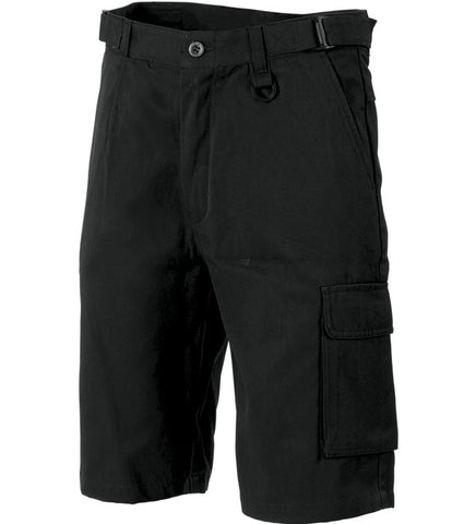 Picture of DNC Hero Air Flow Duck Weave Cargo Shorts