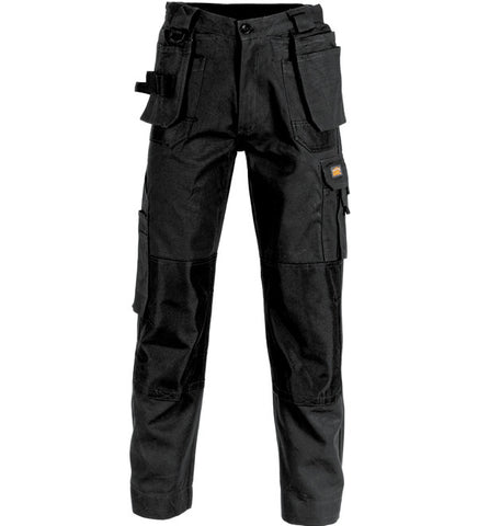 Picture of DNC Duratex Cotton Duck Weave Tradies Cargo Pants With Twin Holster Tool Pocket - Regular/Stout
