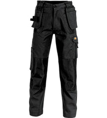 DNC Duratex Cotton Duck Weave Tradies Cargo Pants With Twin Holster Tool Pocket - Regular/Stout