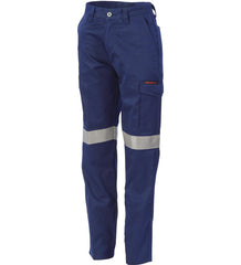Ladies Digga Cool-Breeze Cargo Taped Pants