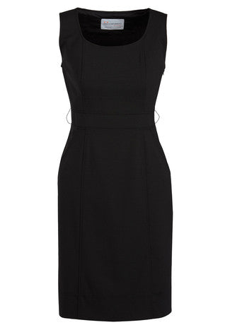 Picture of Ladies Sleeveless Side Zip Dress