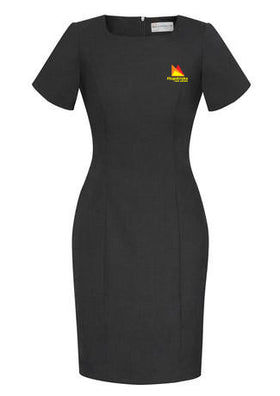 Fitzpatricks Real Estate Ladies Short Sleeve Shift Dress