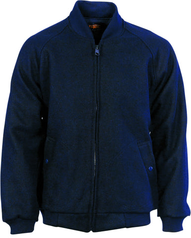 Picture of DNC Bluey Jacket with Ribbing Collar & Cuffs