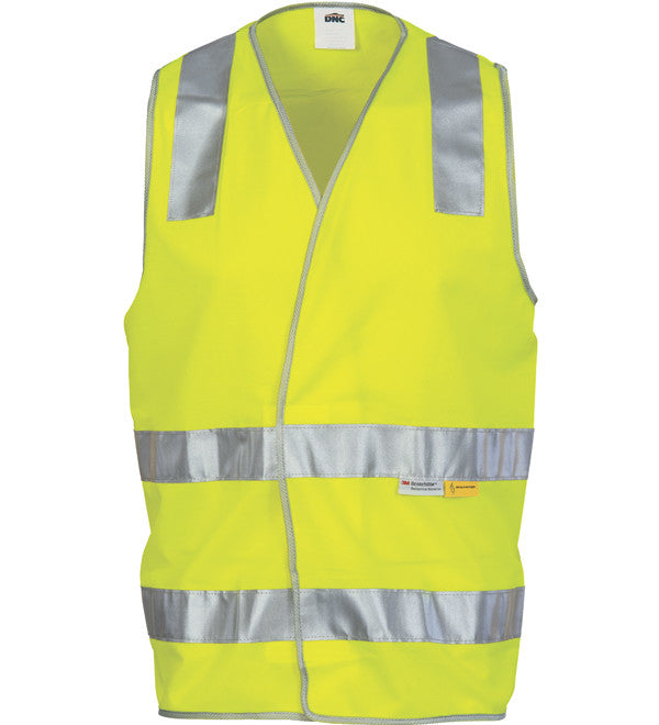 DNC Day/Night HiVis Safety Vests
