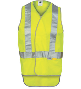 DNC Day/Night Cross Back Safety Vests