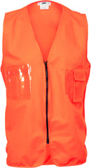 DNC Daytime Side Panel Safety Vests