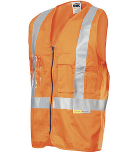 DNC Day/Night Cross Back Cotton Safety Vests