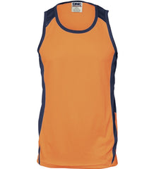 DNC Cool Breathe Action Singlet