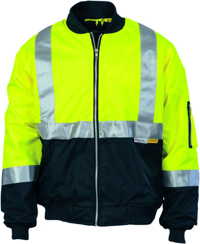 Picture of HiVis Two Tone Flying Jacket With Reflective Tape